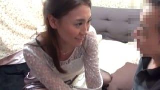 人妻ナンパSEX動画w上品な奥さまがスケベ美魔女に変身して連続アクメ