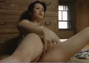 激オナニーを義父に見られ近親SEXで絶叫アクメの人妻エロ動画