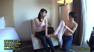 女子大生みたいなアラサー奥様をナンパ即ハメした個人撮影SEX動画