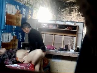 中国人らしき老夫婦のセックス盗撮映像がネット流出した件