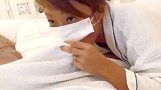 フェラ・クンニが凄い熟年カップルのラブホ不倫・個人撮影動画♪