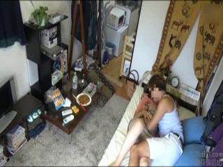 レンタル人妻を依頼した男がSEXし捲った盗撮を投稿したエロ動画