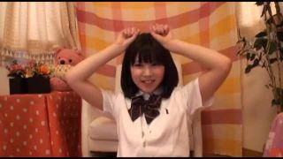 激カワJKがおマンコ全開で過激オナニー披露するライブチャット動画