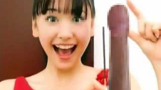 芸能人・新垣結衣さん激似JKが教室で制服着衣SEXのエッチ動画