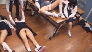 進学塾男性講師が女子生徒に睡眠薬処方w処女JC昏睡レイプ記録映像