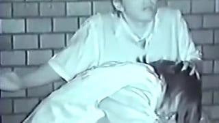 高校生が野外でフェラやセックスそてる赤外線カメラ盗撮エロ動画