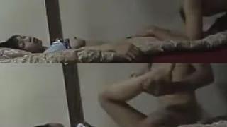 家出してた高校生を部屋に泊めてレイプした個人撮影エロ動画投稿