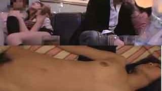 合コンで泥酔した女子大生をホテルに連れ込みセックスした動画