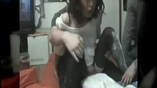 ドラックSEXで全身が性感帯になった人妻の個人撮影エッチ動画