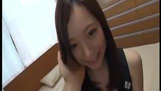 アイドル候補生の美少女がAV出ちゃった美乳ロリ娘セックス動画