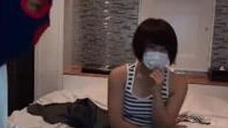 本物JKとパパ活SEXしちゃったぁー個人撮影した素人エロ動画