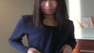 マン毛を綺麗に処理してる美人OLをナンパしてハメ撮りした動画
