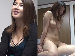 【ハメ撮り★素人】胸元から巨乳おっぱいハミ出しそうなキャバ嬢さんをナンパした結果wwwお家で最高のセックスをしちゃったぁーwww|エッチな素人さま