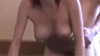 お風呂場を盗撮したカップルのセックスがエロかったスマホ動画